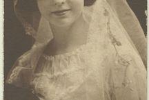 Elisabeth mariée années folles