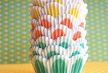 Inspiration: Cupcakes / Weddings, birthdays, celebrations - any occasion for CUPCAKES