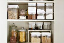 rangement armoire cuisine