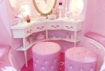 girly lovely rooms