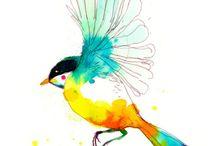 | |Watercolor ||