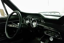My 1968 Ford Mustang Coupe / My mustang 1968 Coupe-- 289, C4