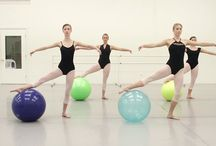 Ballet / nice pics, exercises, nice leotards and more ballet stuff