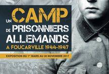 Camp de prisonniers allemands