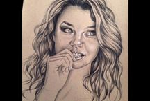 Caricature and Portraits