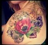 Tattoos / by Ashlee Heeg