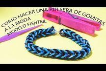 Plastica Gomas elasticas