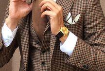 Obleky Men