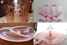 Etsy Treasuries! / by Charmings Vintage Glass and Collectibles