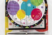 Goûter et déco anniversaire / Kits goûter, décoration et articles de fête pour  anniversaire assortis à nos chasses au trésor!  #goûter #anniversaire #enfant #décoration #fête #ballon