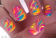 Nails / by Courtenay Caskey