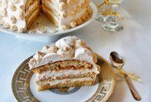 Sweets, cakes - Dulciuri si prajituri / Dulciuri, torturi, prajituri