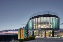 Architecture design / Les bâtiments et architectures du futur.