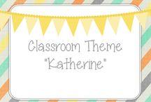 Classroom Decorations / Classroom themes, decorations, bulletin boards, etc.