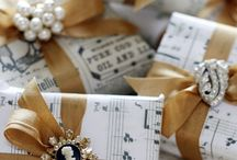 HOLIDAYS - Gift Wrapping Ideas For CHRISTMAS / ALL about creative gift wrapping