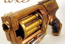 Steampunk Guns / by Scott Cressman