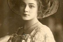 Victorian/Edwardian beauties