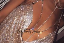 Bling sexy outfits