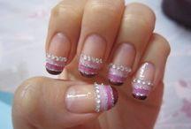 Best Rhinestone Nail Art Designs
