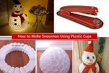 DIYs / Cute arts and craft ideas