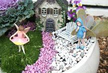 Nora fairy garden