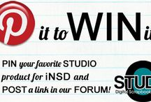 #thestudio Pin it To win it / Pin it to  win it
