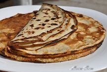 Clatite dulci - My sweet pancakes :)