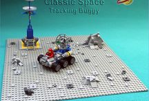 Lego Space / Mainly classic-space.