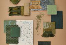 Materials Mood Boards