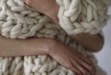 Handknits for the cold days..