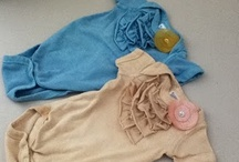 Cute baby clothes / by Andrea Shumway