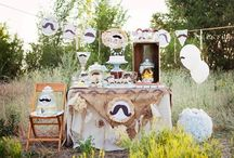 Cute party ideas / by Dany Emelson