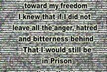Rest in Peace kind, brave, strong, spirited man! The world will miss u! / Mandela, Roli