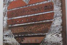 Leather belts - ideas