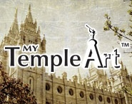 MyTempleArt.com / MyTempleArt.com | Customized & Personalized LDS Temple Art, Mormon Temple Picture Gifts, LDS Pictures, and Mormon Art Gift / by Melissa Butler