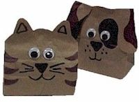 Library Pet Crafts
