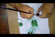 video pintura