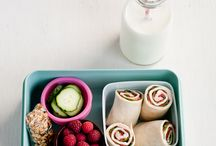 Lunch Box Ideas / by Vicki G