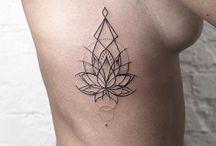 Tattoos / I wear my heart on my sleeve