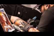 Athens Tattoo Convention Video
