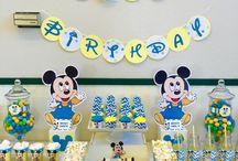 Compleanno di mickey