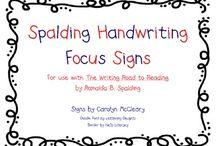 classroom - Spalding -phonograms