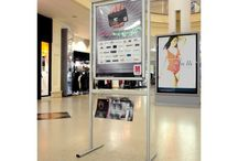 Free Standing Poster Displays