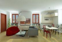 Soluzioni d'interni - Villa Gardenia, Lecco / #arredamento e soluzioni d'interni per Villa Gardenia a Lecco. Qui la gallery completa: http://www.schiavispa.it/opere/VillaGardenia/soluzioni.php
