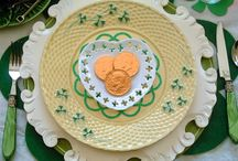 Easter and Spring Tablescapes / Spring Fever.