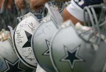 Dallas Cowboys / by Sherry Fleck