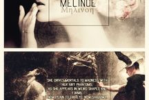 Melinoe / Goddess of Ghosts