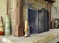 Warm & fuzzy fireplaces  / by Brittany Hultman