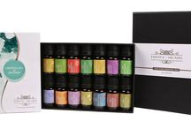 Essential Oil Sets / Beautiful Essential Oil Sets