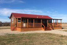 Tiny Living / We build beautiful custom Cabins and Tiny Homes!